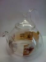 Чайник стеклянный 650мл.